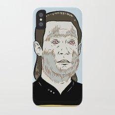 Data Wolf iPhone X Slim Case