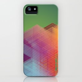 A Hundred Eyes Will Judge, A Thousand Will Forgive iPhone Case