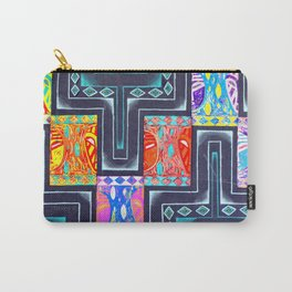 Tribal Masaai Carry-All Pouch