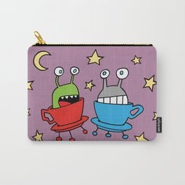 Space MiniMonsters Carry-All Pouch