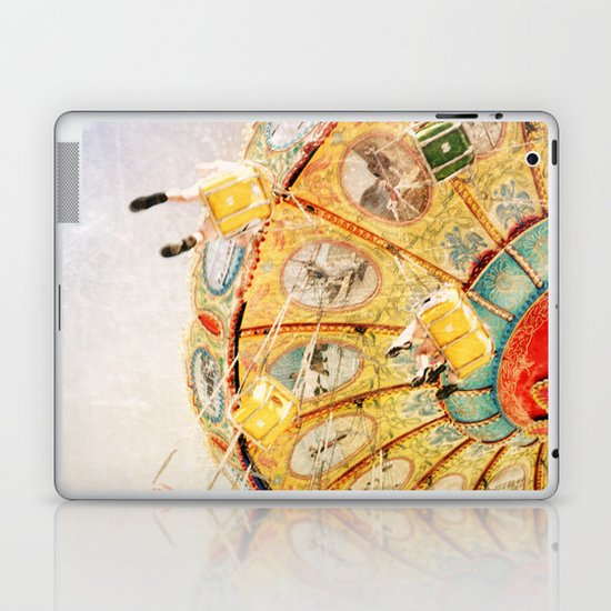Sea Swings... Laptop & iPad Skin