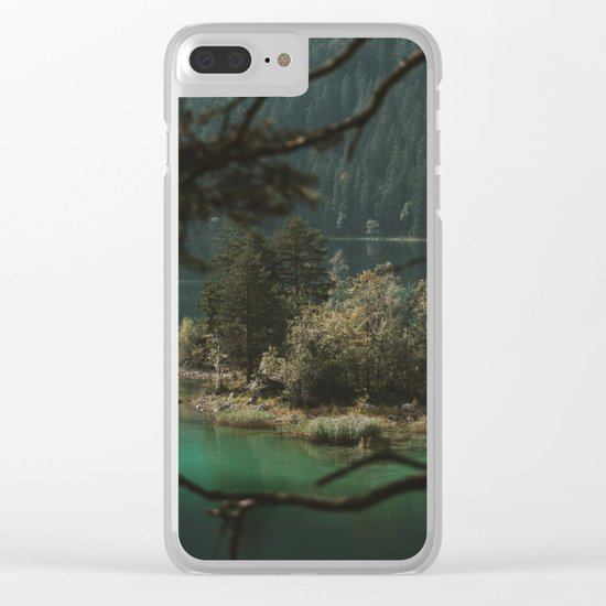 Framed by Nature - Landscape Photography Clear iPhone Case
