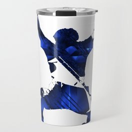 More Than a Conqueror Travel Mug