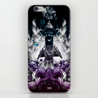 chaos iPhone & iPod Skins featuring Chaos by CAP 388