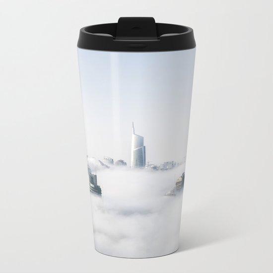 Next Stop, Cloud City Metal Travel Mug