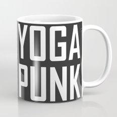 yoga punk Mug