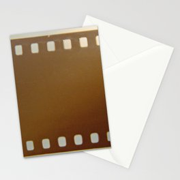Film roll color Stationery Cards
