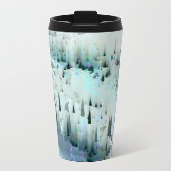 White Landscape / Snow 20-11-16 Metal Travel Mug