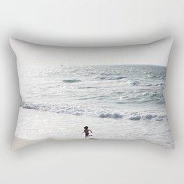 T L V Rectangular Pillow