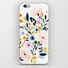 Sierra Floral iPhone Skin