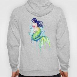 Mermaid Splash Hoody