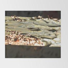 Copper Tilt Throw Blanket