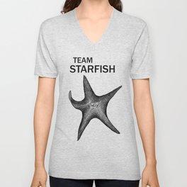 Team Starfish Unisex V-Neck