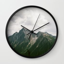 LIVE WILDLY Wall Clock