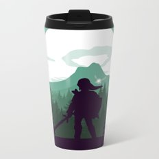 The Legend of Zelda - Green Version Metal Travel Mug