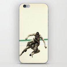 The Wrestler iPhone & iPod Skin