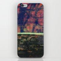 returns iPhone & iPod Skins featuring Diminishing Returns by Erick Sandlin