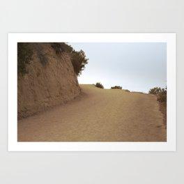 Glendale - Upwards Art Print