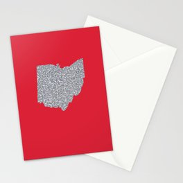 Ohio Shine Stationery Cards