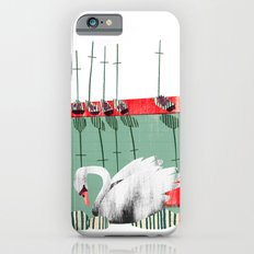 The Swan iPhone 6s Slim Case