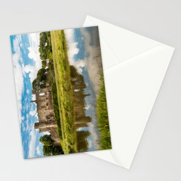 Laugharne Castle Stationery Cards