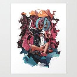 art91 Art Print