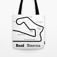 RennSport Shrine Series: Road America edition Tote Bag
