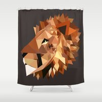 pride Shower Curtains featuring Pride by AndyGD