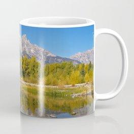 The Snake River and the Tetons Coffee Mug
