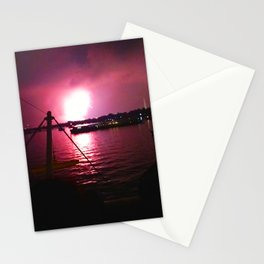 Rocket's Red Glare Stationery Cards