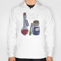 alchemy Hoodies featuring Alchemy Potions by sw4mp rat