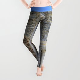Dolmabahce Palace Istanbul Leggings