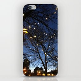 Fairy Lights iPhone Skin