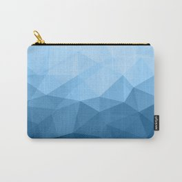 Geometric Polygonal Pattern 03 Carry-All Pouch