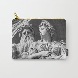 Vienna statue Carry-All Pouch