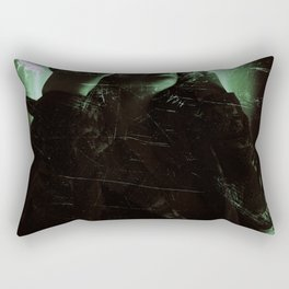 Suicide Witch in Critique I Rectangular Pillow
