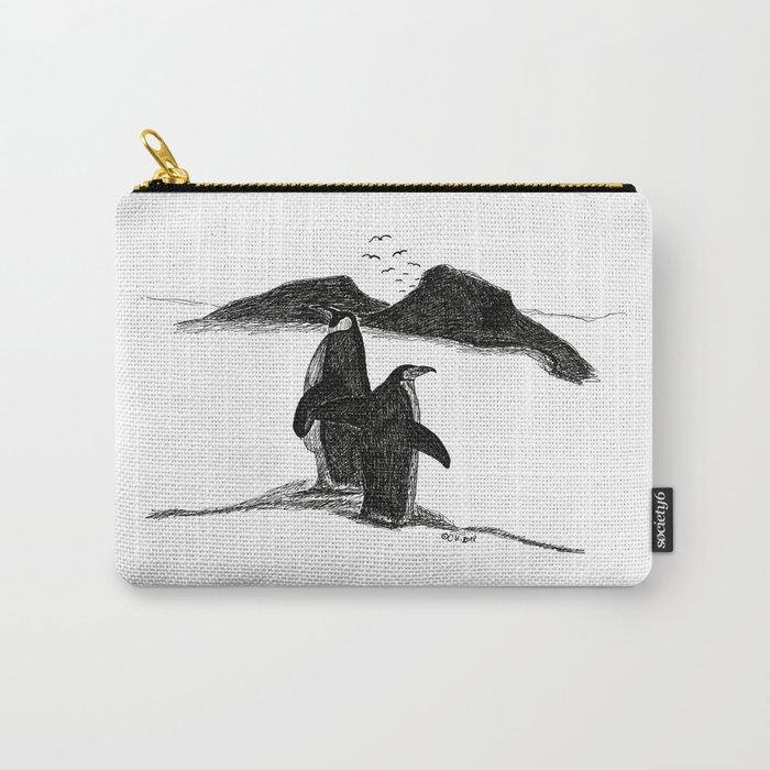 Penguins Tasche