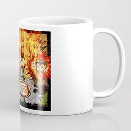 Super Supreme Action Hero POTUS Trump Coffee Mug
