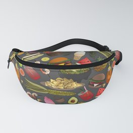 Summer BBQ Cookout Fanny Pack
