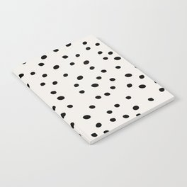 Preppy Spots Digita Drawing Notebook