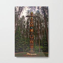 Standing Tall  Metal Print