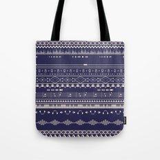 Native Groovy Tote Bag