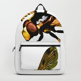 Pretty Giant wasp for Insect Lovers Backpack