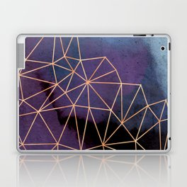 Ultraviolet Storm Laptop & iPad Skin