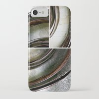 metal iPhone & iPod Cases featuring Metal by Erica Schiavi