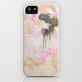 Right On Top Of That Rose iPhone Case