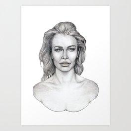 Seaspray Art Print