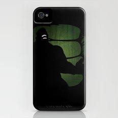 SuperHeroes Shadows : Hulk iPhone (4, 4s) Slim Case