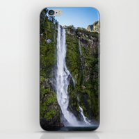 waterfall iPhone & iPod Skins featuring Waterfall.. by Michelle McConnell
