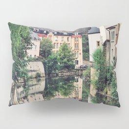 Luxembourg City, The Grund Pillow Sham